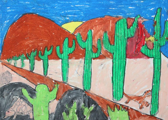 5th Grade Desert View